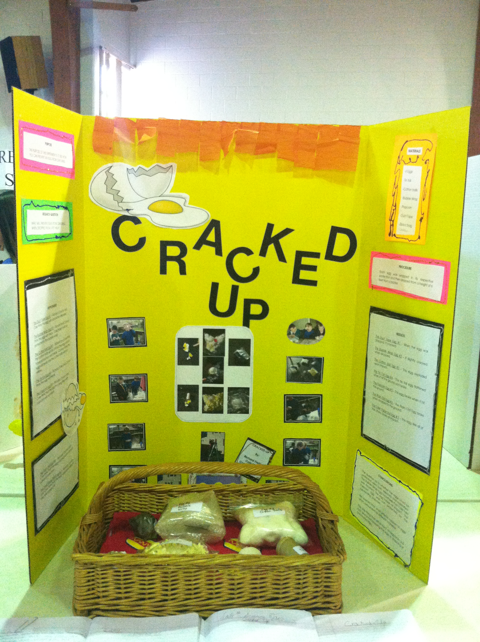 Hundreds of Science Fair Projects For Students