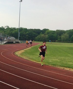 Spring Track and Field